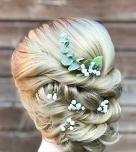 Lisa Marie Bridal Hair